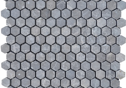 "Backsplash Inspirations Astoria Gray 12""x12"" INCTUMAASGA11MHX"