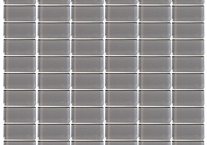"Interglass Glassique Steel 12""x12"" INCGLSQSTEE12MOS"