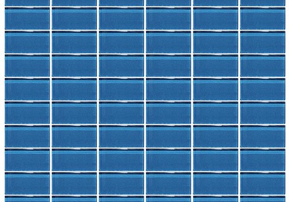 "Interglass Glassique Blueberry 12""x12"" INCGLSQBLBE12MOS"