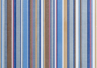 "Aquarelle Blue Stripes Wall Tile 10""x20"" INCAQUABLUE1020"