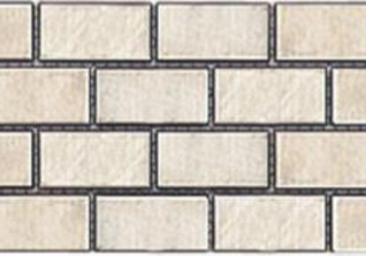 "Inox Rectangular Matte Wall Tile 4""x12' INCINMOREMA412"