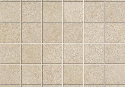 "Chester Bisuit Mosaic 12""x24"" ACUAT5W"