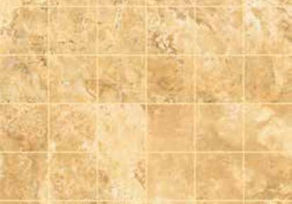 "REALE TRAVERTINO Gold 2""x2"" INCTVROGOLD12MO"